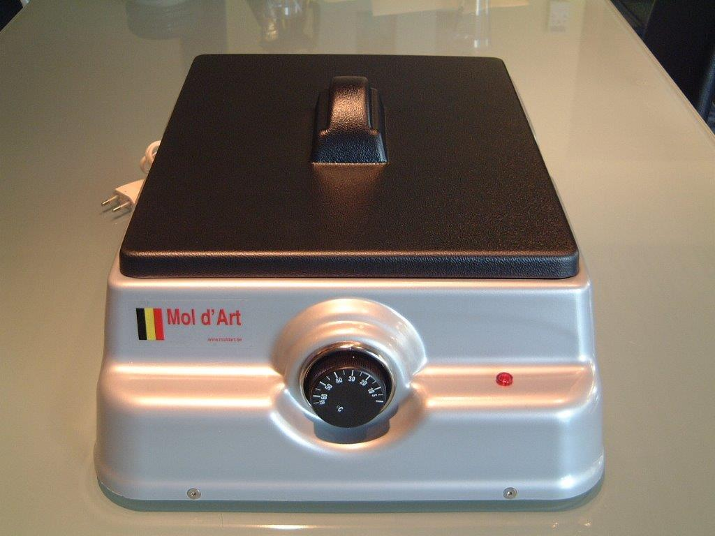 Mol d'Art Chocolate Melter, Melting and Tempering - Mol d'Art ...