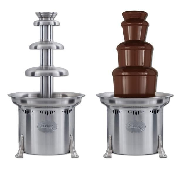 "27"" AZTEC Commercial Chocolate Fountain"