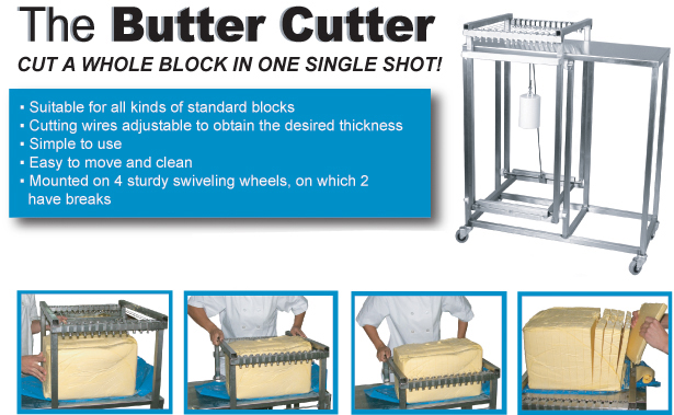 butter cutter machine