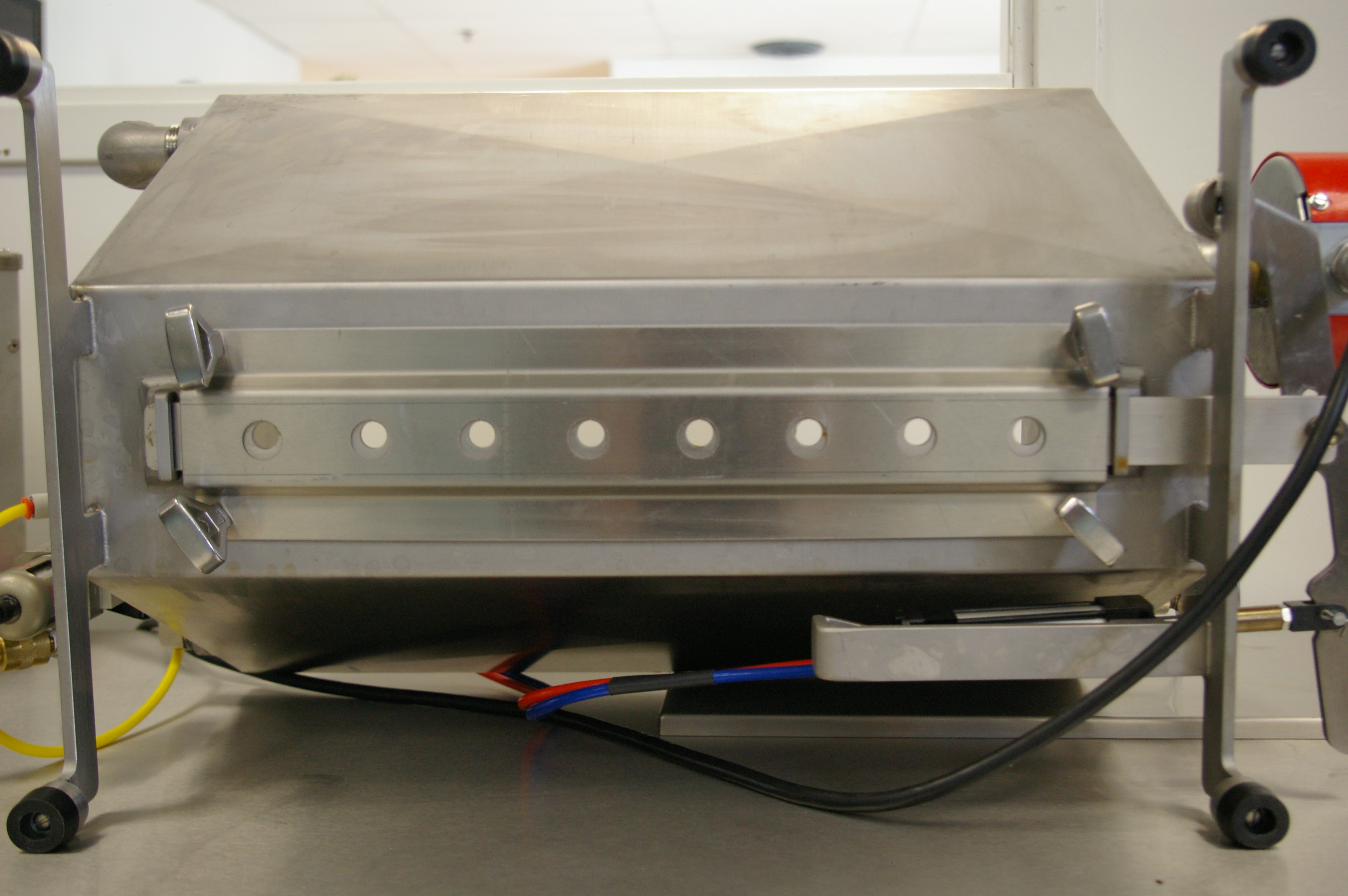 Caramel Depositor Candy Cooking Equipment Tcf Sales