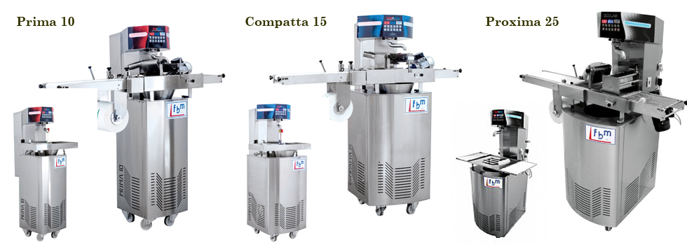 FBM Continuous Tempering / Enrobing Machines