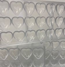 Chocolate Moulds for Valentine's Day