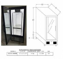 Chocolate Mould Cooling Cabinet Refrigerator