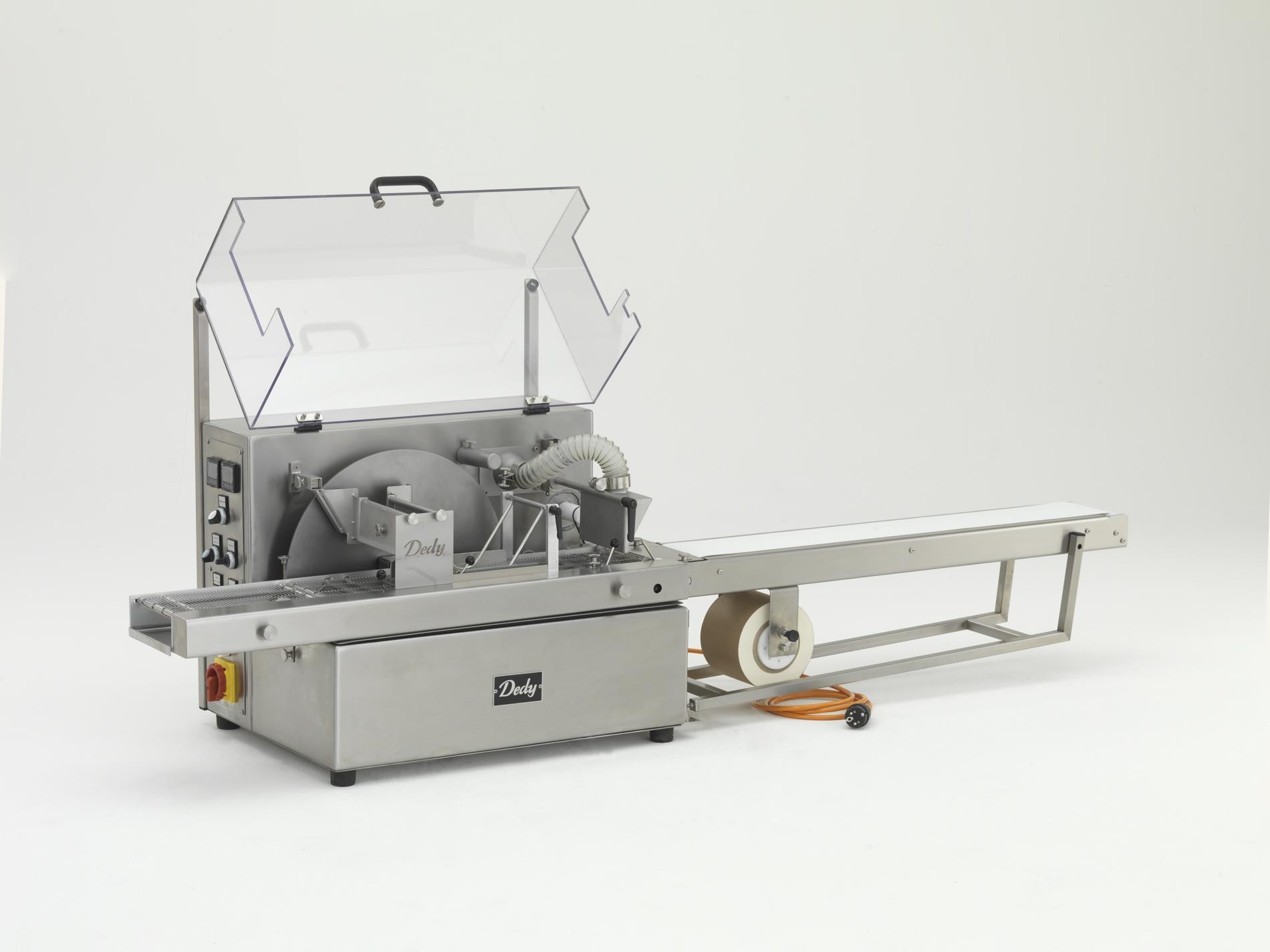 Dedy 120 Mini Enrober Dedy Enrobing Tcf Sales
