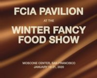TCF Sales to Exhibit at Winter Fancy Food Show, Jan 19-21, 2020