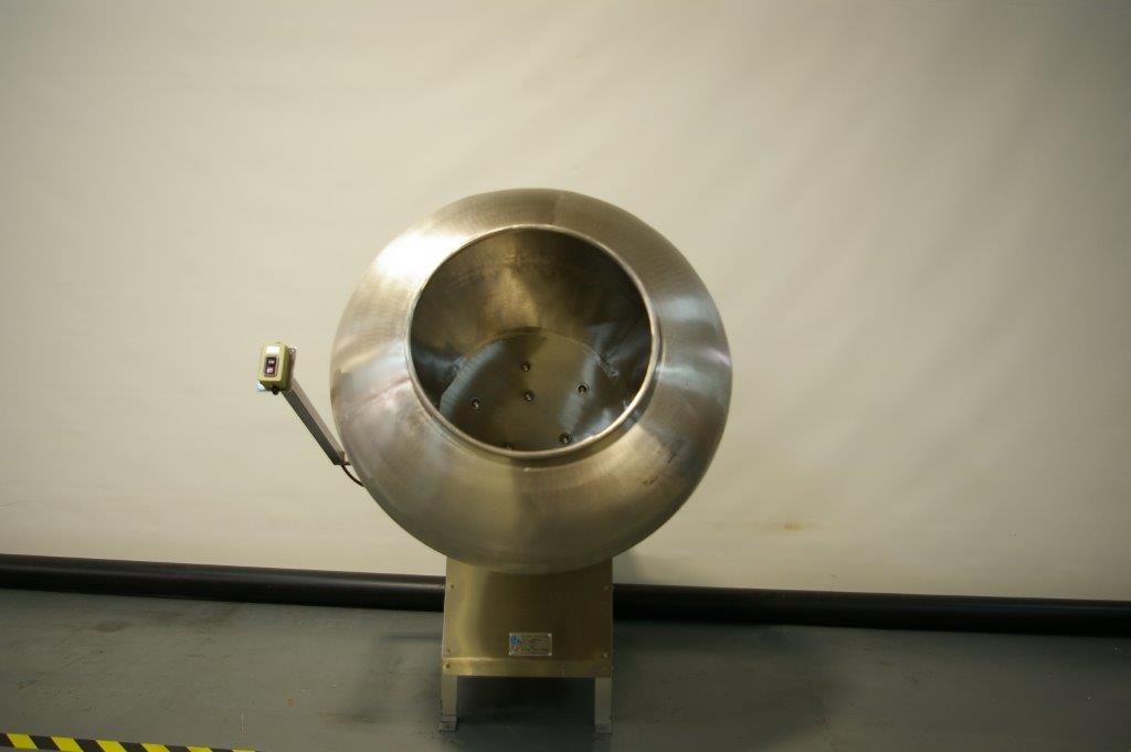 panning machine