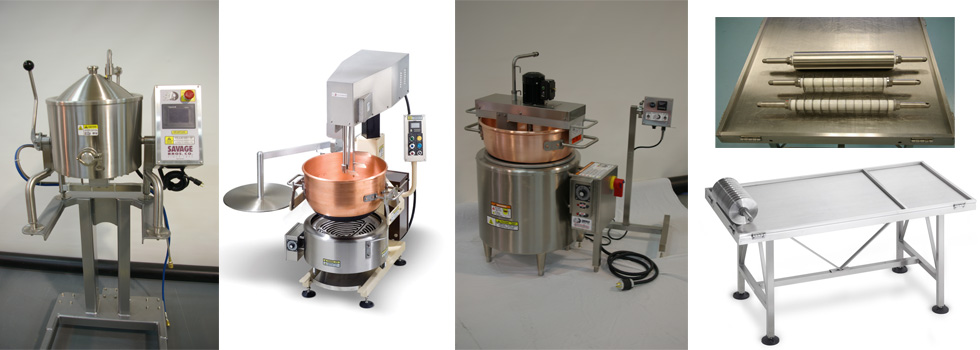 Candy Cooking Equipment