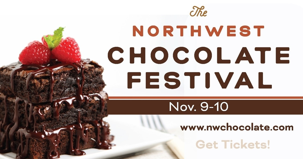 Coming Soon...Northwest Chocolate Festival in Seattle