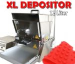 Candy Depositor XL For Gummies, Caramel, Hard Candy